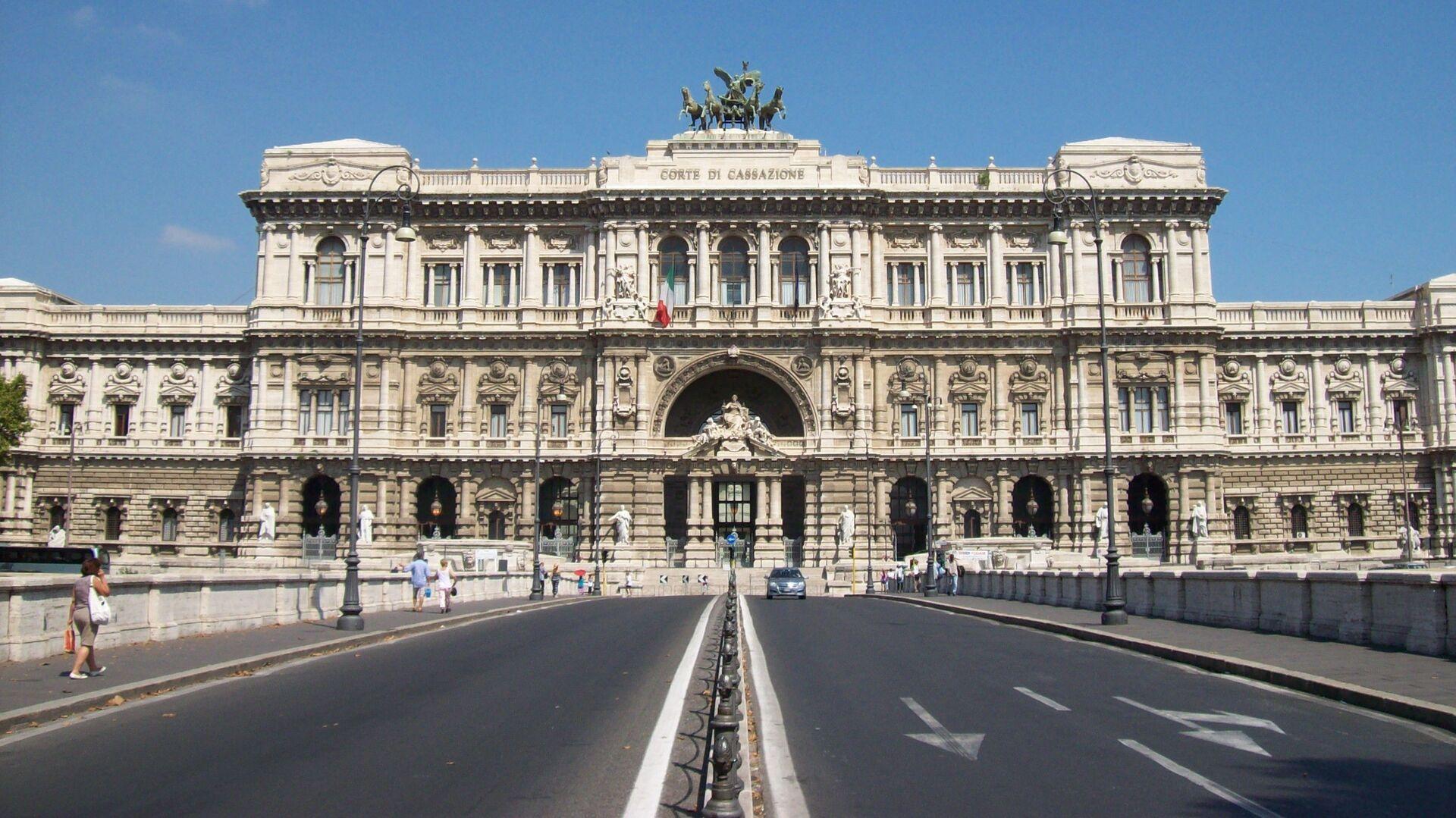 Palazzo di Giustizia, sede della Corte di Cassazione - Sputnik Italia, 1920, 11.05.2021