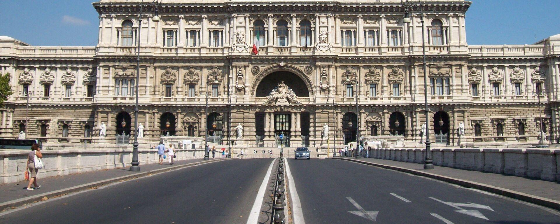 Palazzo di Giustizia, sede della Corte di Cassazione - Sputnik Italia, 1920, 20.06.2021