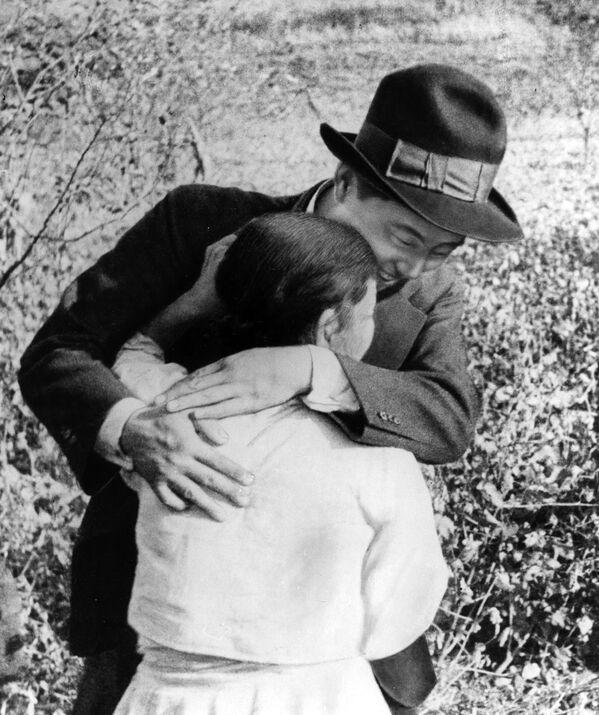 Kim Il Sung insieme alla nonna Lee Bo Ik - Sputnik Italia