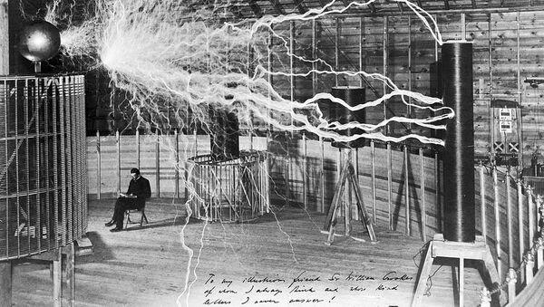 Nikola Tesla - Sputnik Italia