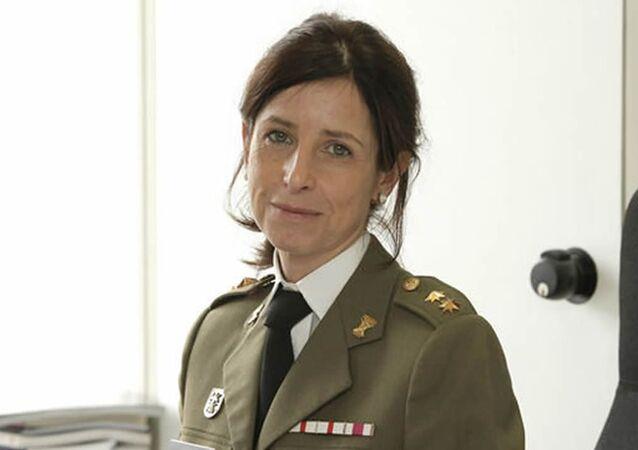 Patricia Ortega García, la prima donna generale spagnola