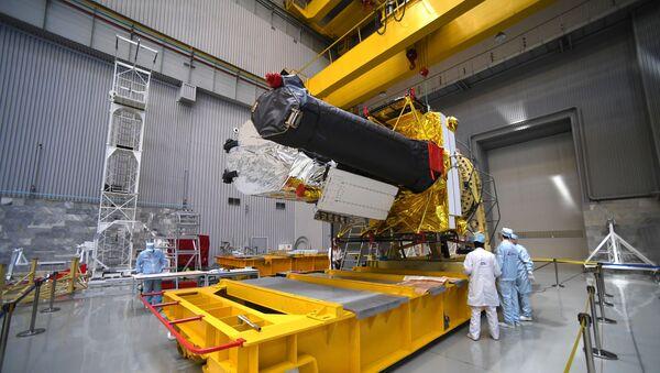 Il telescopio spaziale Spektr-RG - Sputnik Italia