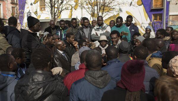 Migranti dall'Africa - Sputnik Italia