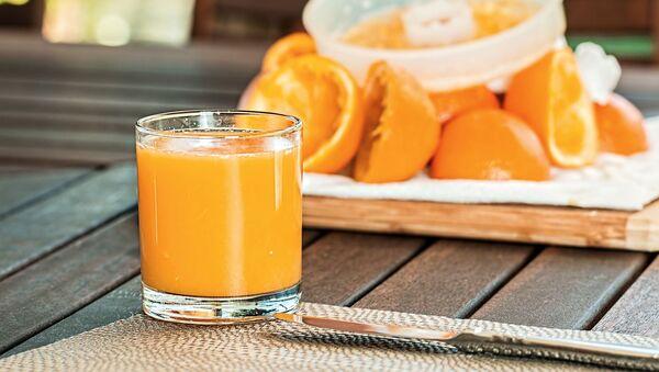 Spremuta d'arancia - Sputnik Italia