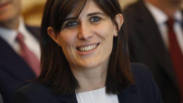 Il sindaco di Torino Chiara Appendino - Sputnik Italia