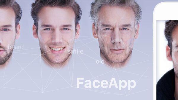 FaceApp, il filtro che invecchia le proprie foto - Sputnik Italia
