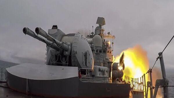 Lancio del missile Mosquito - Sputnik Italia