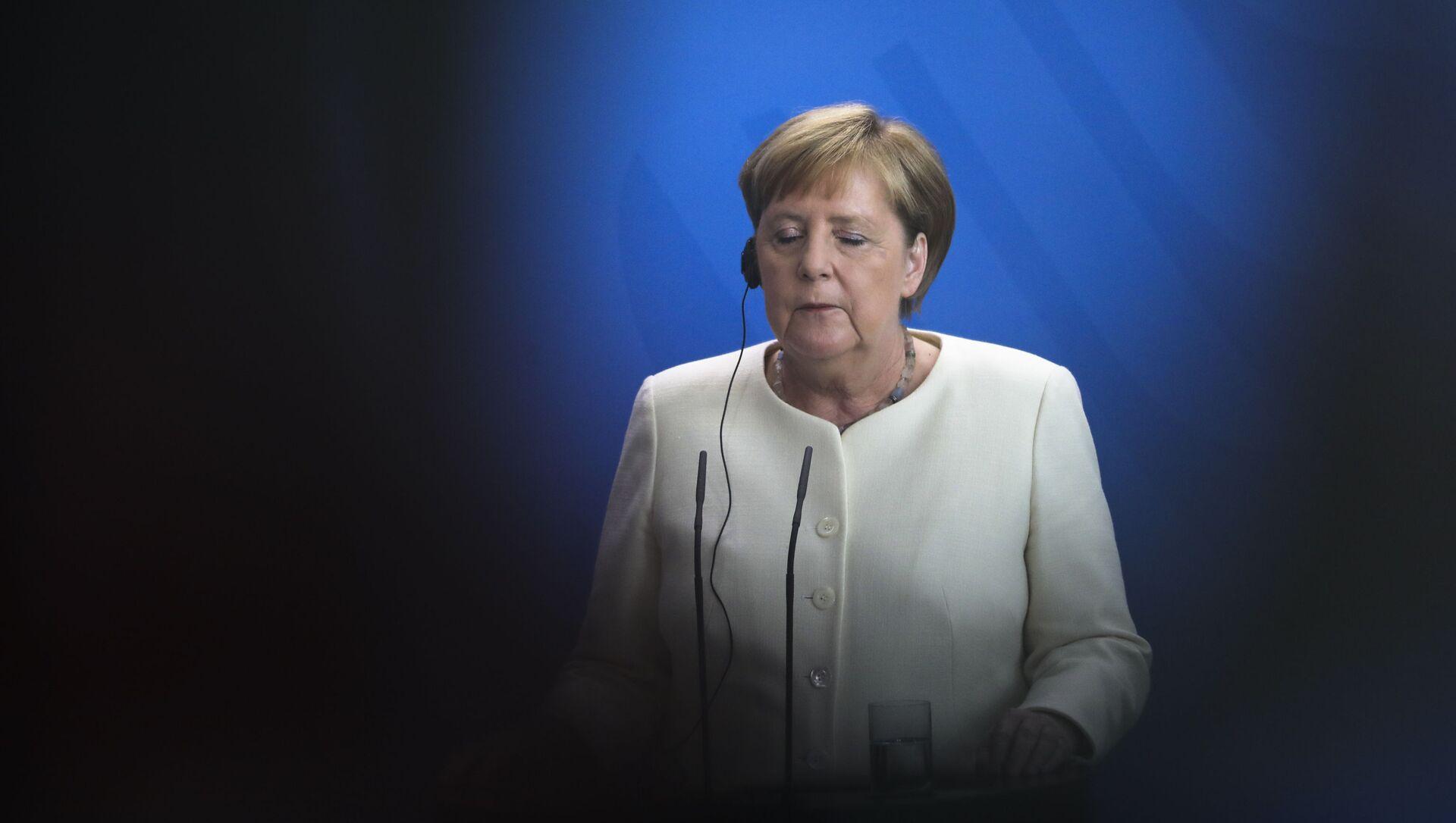 Angela Merkel - Sputnik Italia, 1920, 11.04.2021