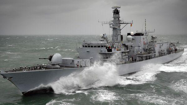 Фрегат типа 26 Kent Королевских ВМС Великобритании - Sputnik Italia