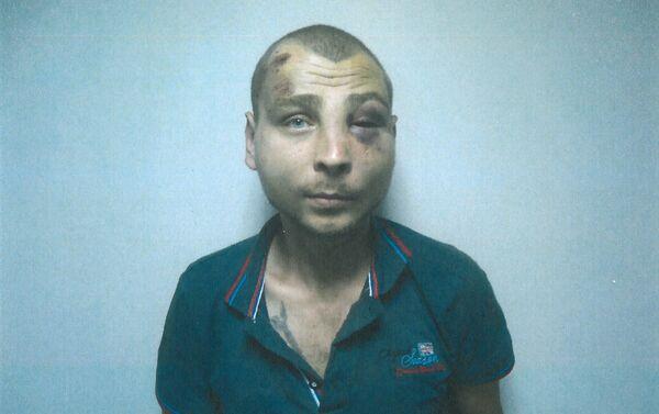 Un ex prigioniere del carcere a Mariupol - Sputnik Italia