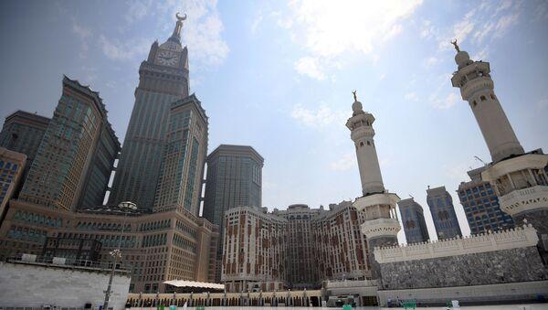 Complesso abitativo e moschea Masjid al-Haram a La Mecca - Sputnik Italia