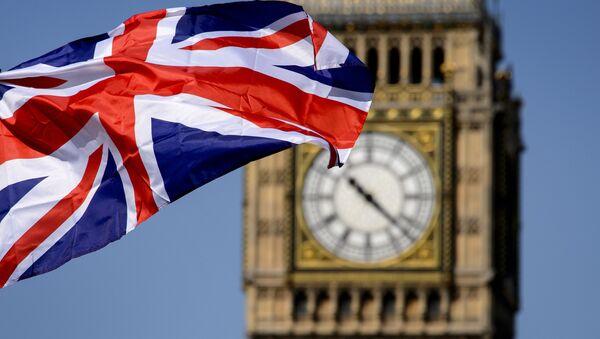 Bandiera della Gran Bretagna - Sputnik Italia