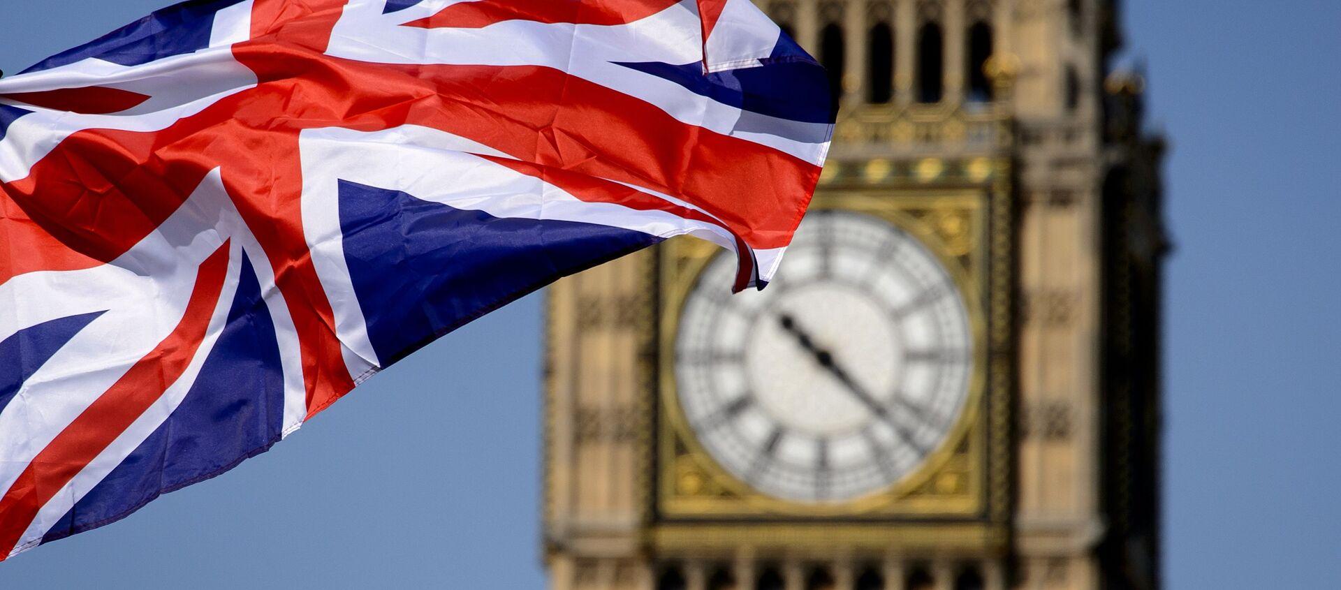 Bandiera della Gran Bretagna - Sputnik Italia, 1920, 28.03.2021