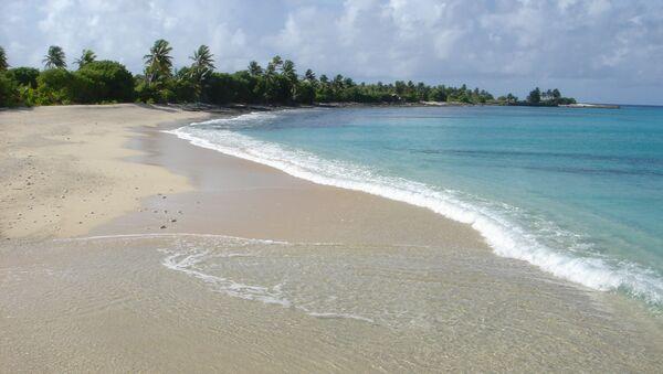 Atollo di Bikini, Isole Marshall - Sputnik Italia