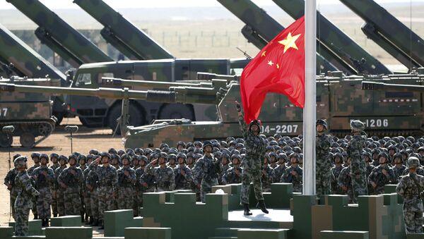 Parata militare in Cina - Sputnik Italia