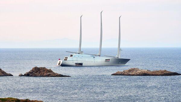 Sailing Yacht A - Sputnik Italia