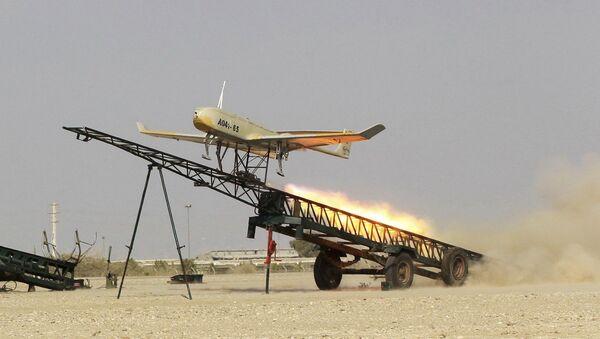 Un drone dell'Iran - Sputnik Italia