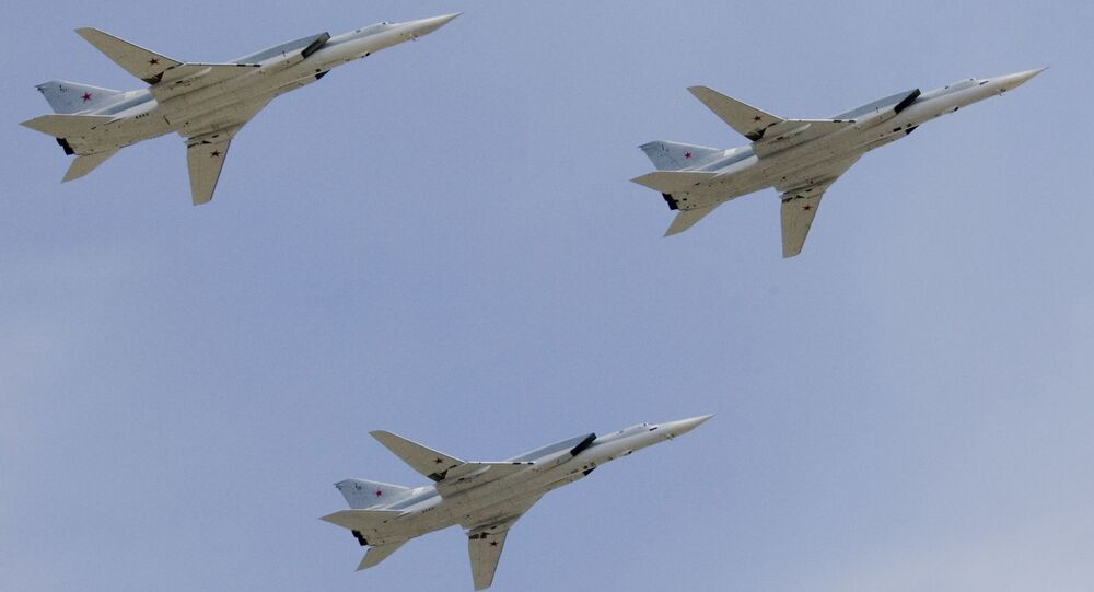 Bombardieri strategici Tu-22M3