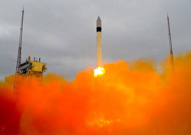 Lancio del razzo Rokot