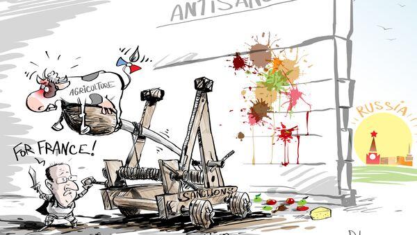 sanzioni - Sputnik Italia