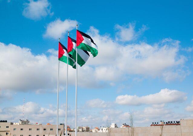 Bandiere della Palestina