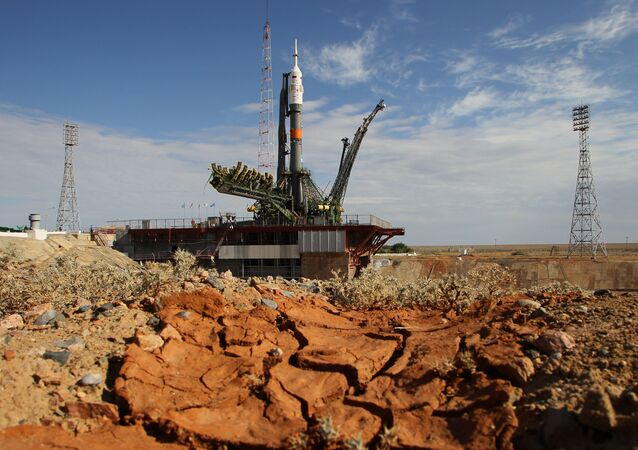 Lancio di Soyuz