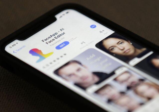 Applicazione russa FaceApp