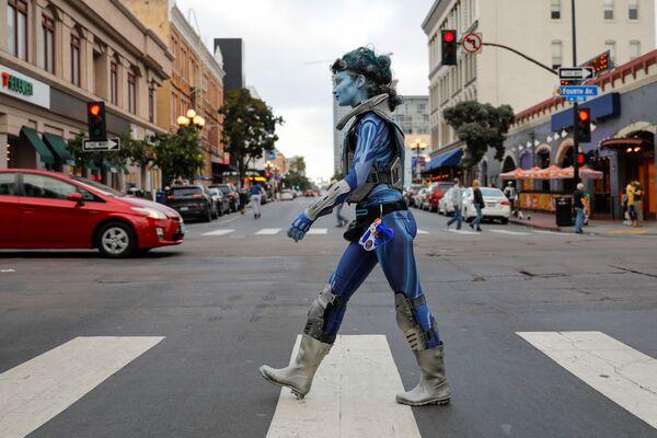 San Diego: Il Comic-Con International 2019. - Sputnik Italia