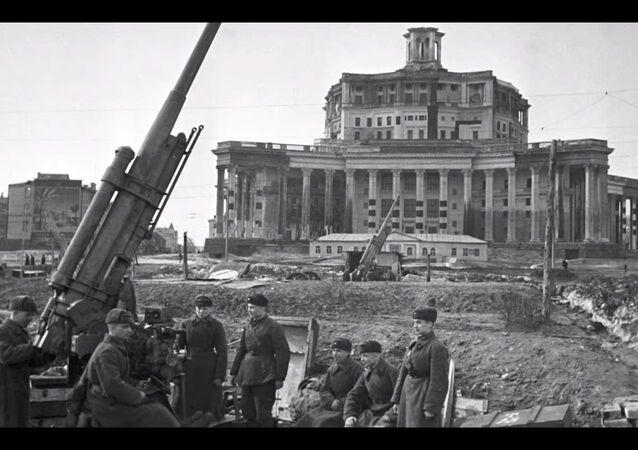 Come venivano difesi i cieli di Mosca