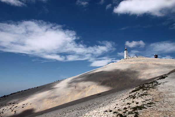 Il Mont Ventoux in Francia. - Sputnik Italia