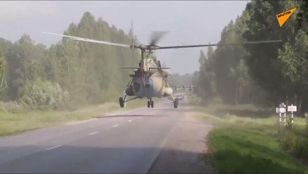 Forze speciali russe compiono esercitazioni a Novosibirsk - Sputnik Italia