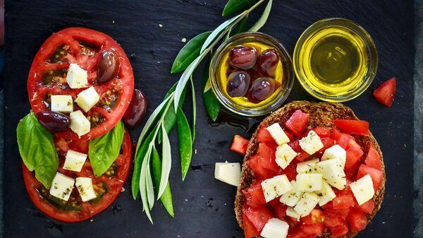 La dieta mediterranea - Sputnik Italia