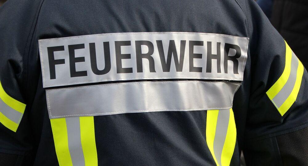 Vigili del fuoco in Germania