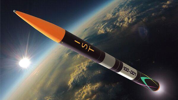 Il razzo privato giapponese MOMO - Sputnik Italia