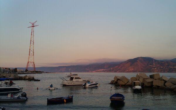 Il corteo No Ponte - Sputnik Italia