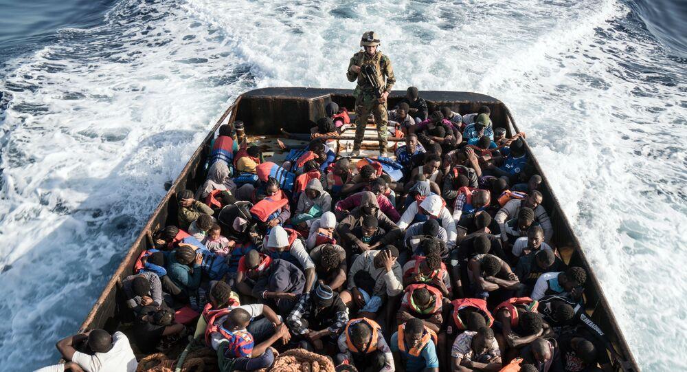 Un grido nel Mediterraneo: