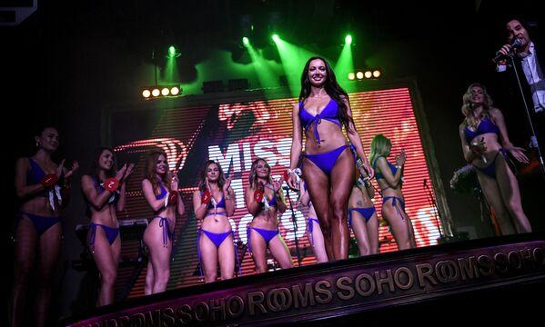 Le finaliste del concorso di bellezza Miss MAXIM 2019. - Sputnik Italia