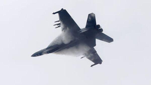 F/A-18E Super Hornet - Sputnik Italia