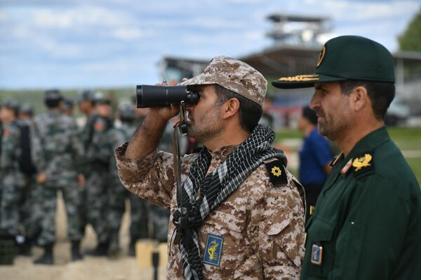 La squadra dell'Iran - Sputnik Italia