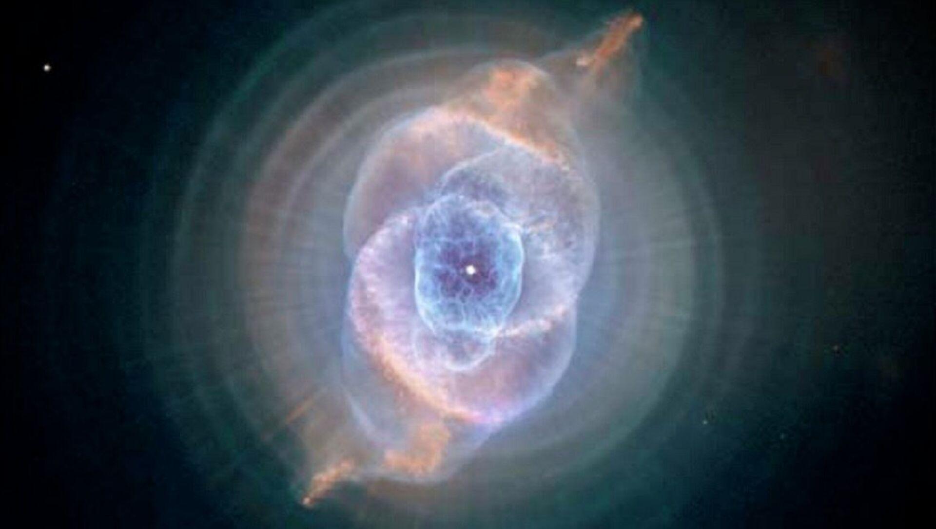 La nebulosa Occhio di Gatto, nella costellazione del Dragone - Sputnik Italia, 1920, 28.03.2021