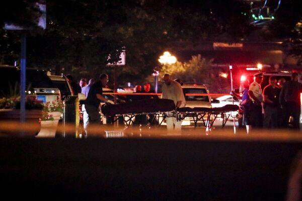 Le motivazioni del sparatore in Ohio non sono ancora chiare; la polizia afferma che la sorella del sospettato è tra le vittime. - Sputnik Italia