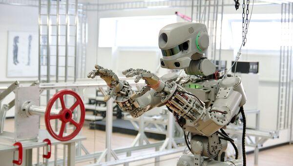 Il testo del robot Fyodor - Sputnik Italia