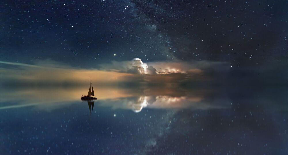 La Via Lattea sull'Oceano