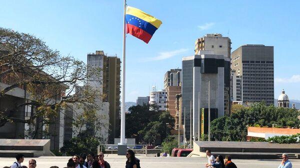 La bandiera del Venezuela, Caracas - Sputnik Italia