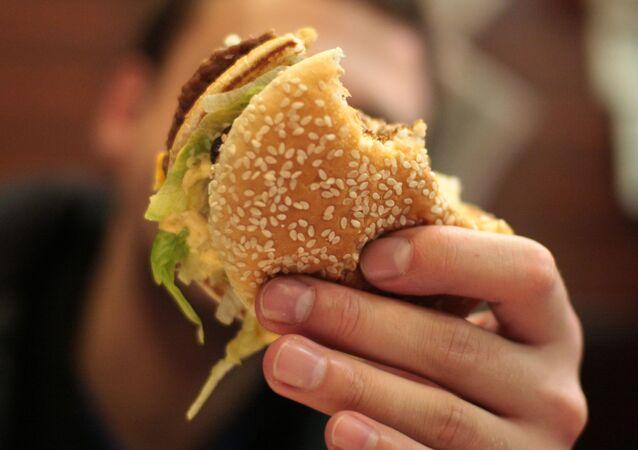 Hamburger del McDonald's
