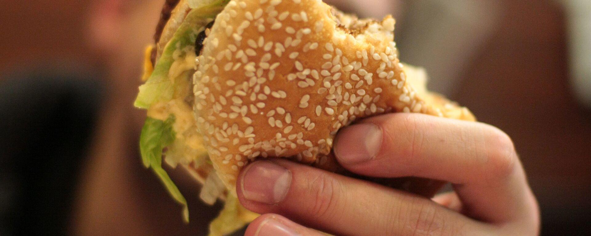 Hamburger del McDonald's - Sputnik Italia, 1920, 13.03.2021