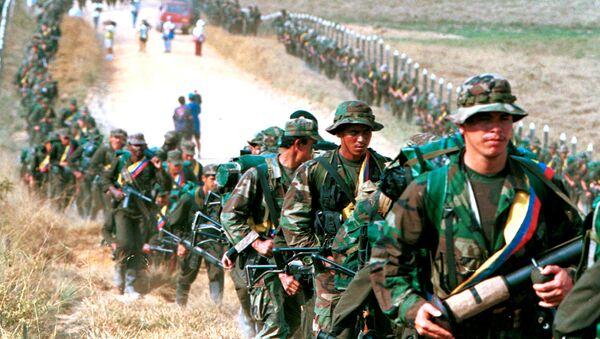 I guerriglieri di FARC (archivio) - Sputnik Italia