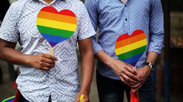 Orgoglio gay - Sputnik Italia