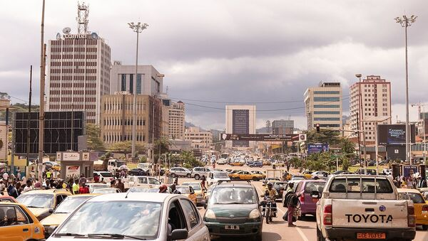Yaoundé, la capitale del Camerun - Sputnik Italia