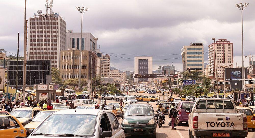 Yaoundé, la capitale del Camerun
